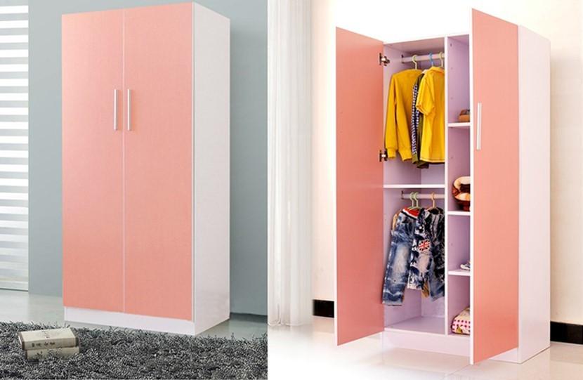 ĐỪNG BỎ LỠ những mẫu tủ quần áo đẹp giá rẻ dưới 2 triệu tại TP.HCM dành cho gia chủ thông thái