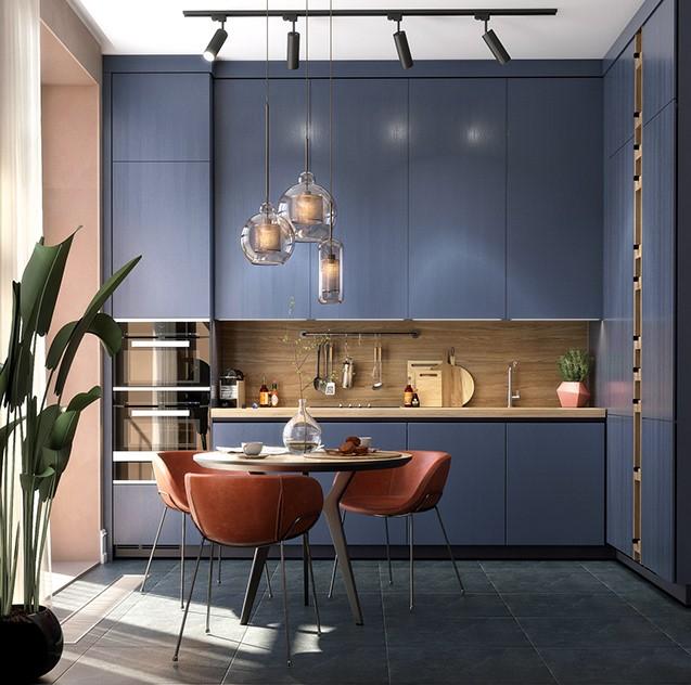 22 mẫu thiết kế nội thất phòng bếp nhỏ người có tài chính ít có thể áp dụng ngay vào nhà mình