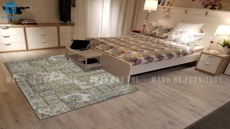 thảm cho phòng ngủ