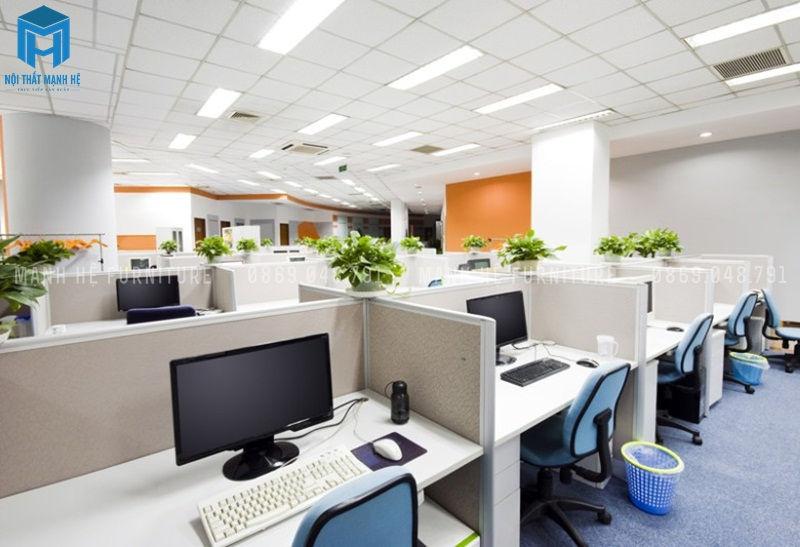Không gian của văn phòng ảnh hưởng rất nhiều đến hình ảnh công ty