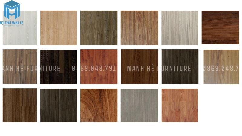 Các loại sàn gỗ