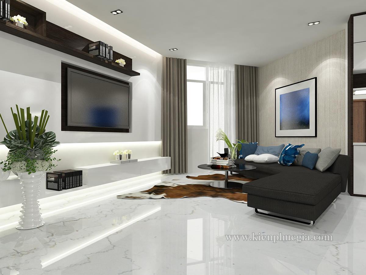 Công ty thiết kế nội thất Phúc Gia