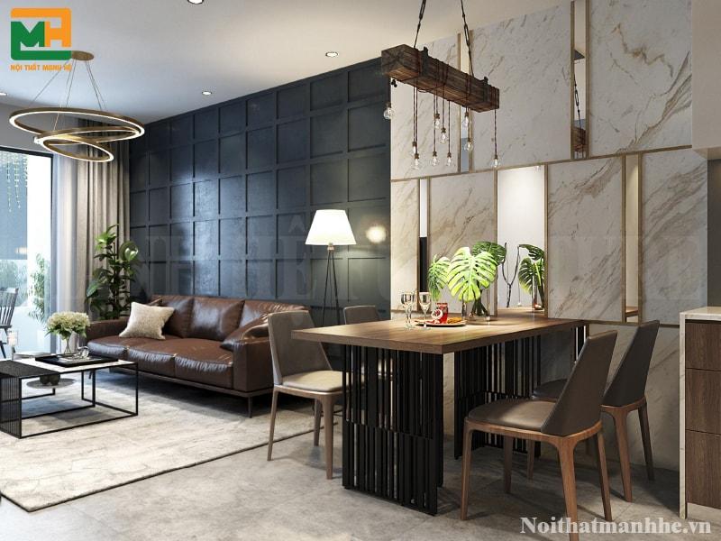 nội thất cho chung cư diện tích nhỏ
