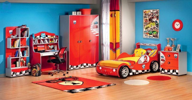 Thiết kế phòng ngủ xe hơi