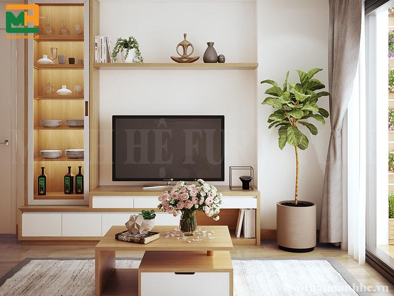 trang trí nội thất sơn tường