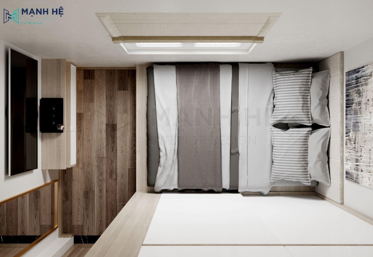 Nội thất phòng ngủ 5m2