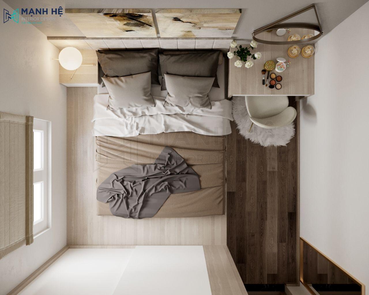 Nội thất phòng ngủ 6m2