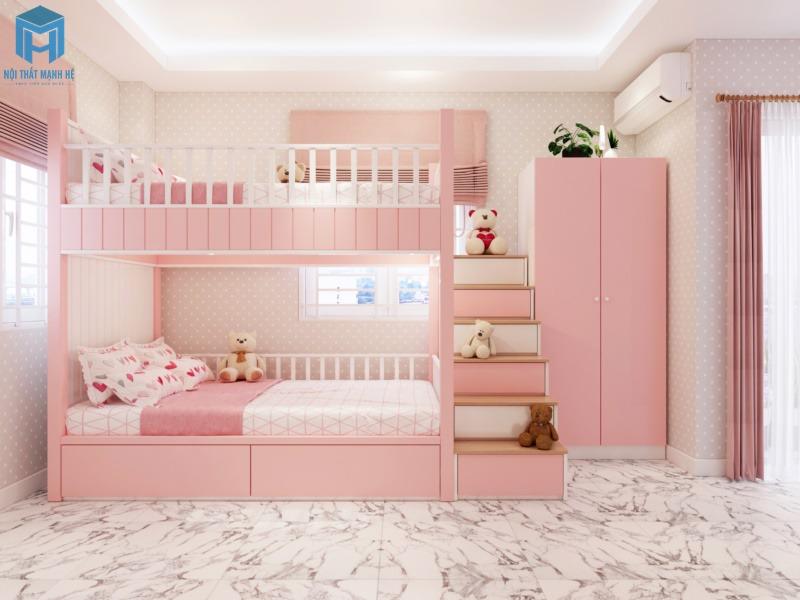 phòng ngủ đôi