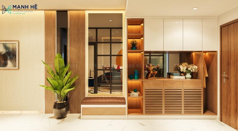 Bố trí cây xanh phong thủy chung cư cao cấp