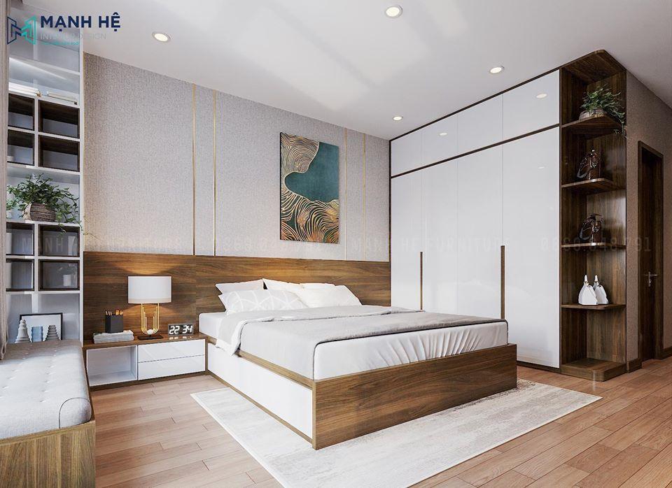 giường ngủ master