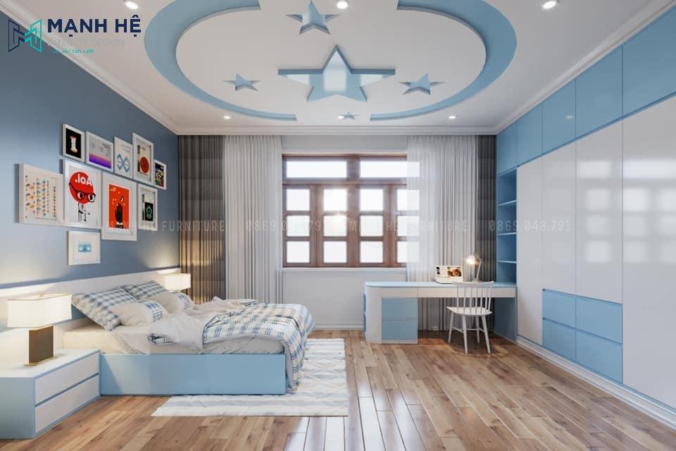 40 mẫu trần thạch cao đẹp cho phòng khách, phòng ngủ, phòng bếp đang được yêu thích và những điều cần biết