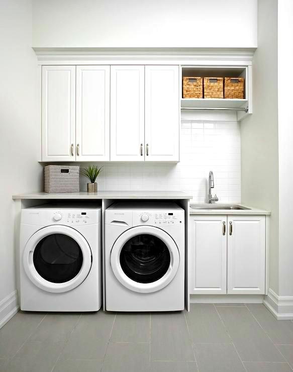 phòng giặt riêng hiện đại