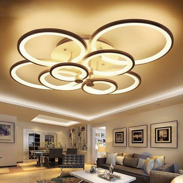 Ưu điểm về tiết kiệm điện năng và tính an toàn thân thiện môi trường của đèn phòng khách