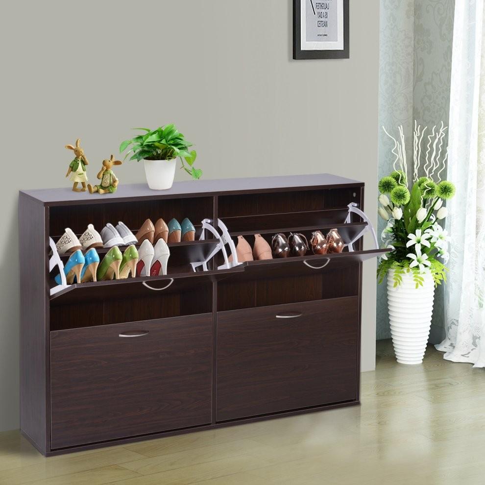 Tủ giày thông minh gấp gọn