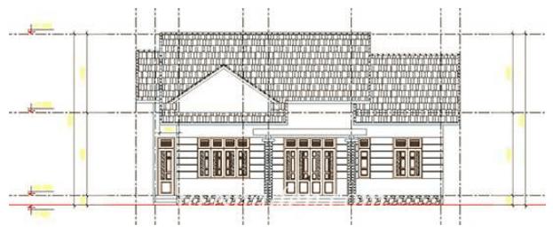 thông số kỹ thuật của ngôi nhà