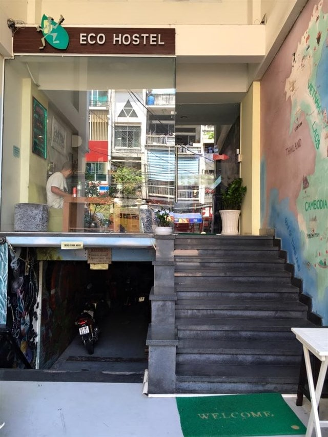 eco backpackers hotel