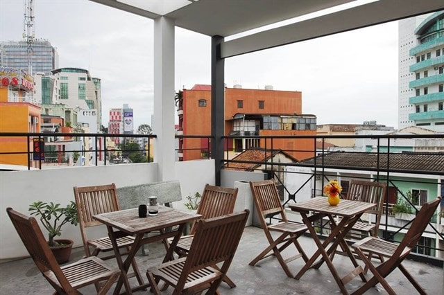 backpackers hotel