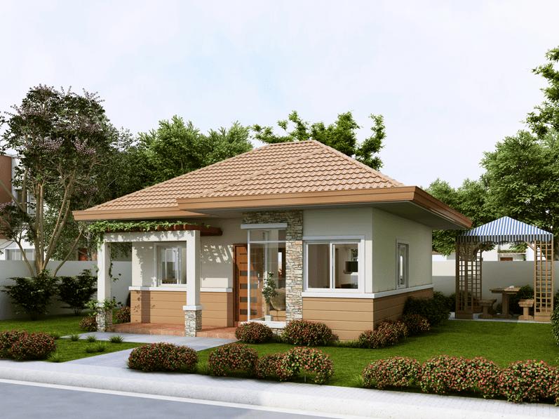 mẫu thiết kế nhà nhỏ đẹp