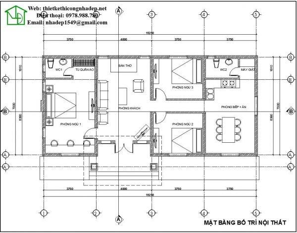 thiết kế nhà hcm