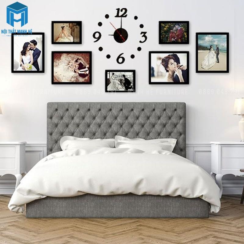 sử dụng tranh treo tường để trang trí