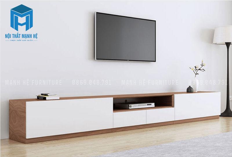 tủ tivi đơn giản hiện đại