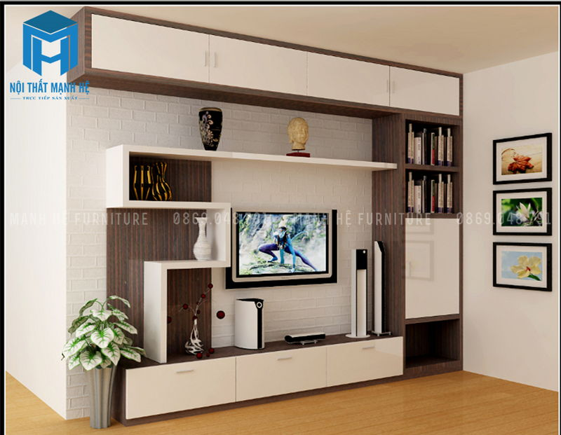 tủ kệ tivi hiện đại