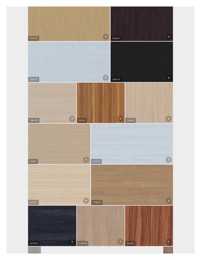 đa dạng các mẫu ván gỗ